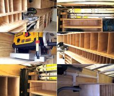 Ron Paulk's Mobile Super Workshop, Part 4: Completing the Modular Cabinets and Starting the Drawers - Core77