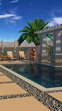 48 best Pool Studio 3D images on Pinterest | Swiming pool, Swimming ...