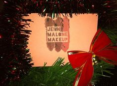 Gift Certificates | Jenn Malone Makeup Natural Makeup Looks, Airbrush Makeup, Winged Eyeliner, Gift Certificates, Christmas Bulbs, Wings, Colours, Make It Yourself, Holiday Decor
