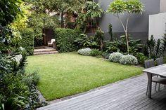 pelouse comme un tapis
