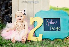cute photo op.     8x10 Whimsical Distressed Chalkboard Frame by WallJunque on Etsy