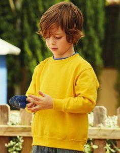 Fruit of the Loom Kinder Sweatshirt Set-In jetzt günstig bei MPS Markenpreissturz.de kaufen. Wir führen T-Shirts, Sweatshirts oder Poloshirts zu besoners günstigen Preisen. Wir bedrucken und besticken nach Kundenwunsch. Flexdruck, Flockdruck, Siebdruck oder Textilstick. Alles schnell und günstig aus einer Hand.