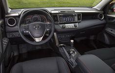 2015 toyota rav4 interior cabin - Hastag Review!