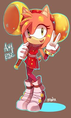 Amy rose loves apples by Princesaurora on DeviantArt Sonic Boom Amy, Sonic And Amy, Rose Pictures, Comic Pictures, Sonic Fan Characters, Video Game Characters, Sonic The Hedgehog, Shadow And Amy, I Love Games