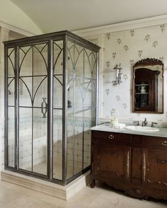 Larry E. Boerder : Houses  this shower is amazing