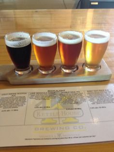 Kettlehouse Brewing Company North in Missoula, MT