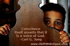 Carl G. Jung conscience
