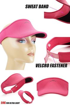 3612ff81a51 Premium Quality Sports Games Sun Visor for Man or Woman in Golf Running  Jogging