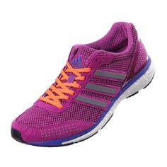 Prepárate para aumentar el nivel de rendimiento de tus carreras con los tenis para correr Adizero Adios #Boost 2 de #Adidas.