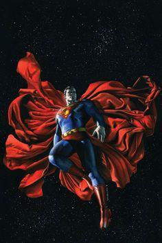 Superman #900 variant cover •Rodolfo Migliari
