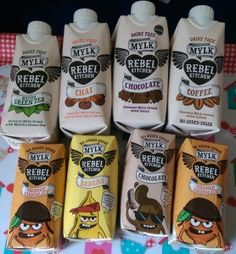 Dairy Free Product Watch May & June 2015