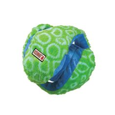 Kong Funzler in green, with 5 squeakers to keep your dog entertained for hours. High quality Kong dog toys at Fraser Promotions Smart Dog Toys, Outdoor Dog Toys, Dog Test, Interactive Dog Toys, Pet Steps, Pet Paws, Dog Activities, Dog Supplies, Dog Love