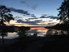 Sweden, Celestial, Sunset, Outdoor, Outdoors, Sunsets, Outdoor Games, The Great Outdoors, The Sunset