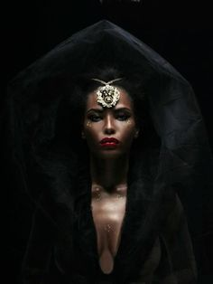 Black Queen | African Queen | Forever Black Effusion