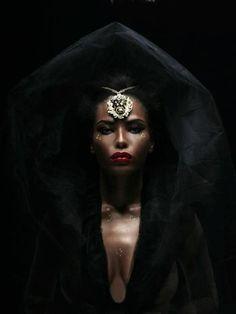 Black Queen | African Queen | Forever Black Effusion