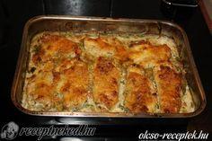 Érdekel a receptje? Kattints a képre! Hungarian Cuisine, Hungarian Recipes, Hungarian Food, New Menu, Meat Recipes, Bavaria, Amazing Cakes, Lasagna, Bacon