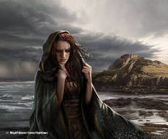 redcandle17:  Sansa Stark by Magali Villeneuve Wow. Not only is this beautiful, but the scene is instantly recognizable as Sansa arriving at Petyr's dreary towerhouse on the littlest of the Fingers. Ms.Villeneuve is the artist for the 2016 A Song of Ice and Fire calendar, which I am now eagerly anticipating. Here's a link to some of the art she's done for other official ASoIaF projects: http://awoiaf.westeros.org/index.php/Category:Images_by_Magali_Villeneuve