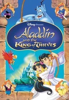 disney aladdin 3 king of thieves - Google Search