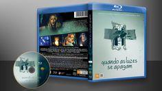 Quando As Luzes Se Apagam (Blu-Ray) - Capa | VITRINE - Galeria De Capas - Designer Covers Custom | Capas & Labels Customizados