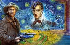 Vincent by Silverspike, From the archives of the Timelords and Whovians