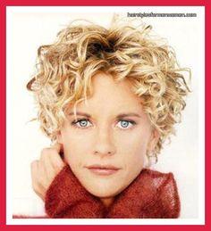 Medium length curly Hair Styles For Women Over 40 | short curly hairstyles for women over 50