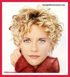 Medium length curly Hair Styles For Women Over 40 | short curly hairstyles for women over 50