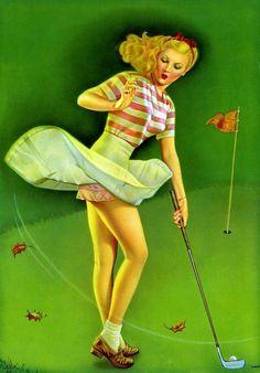 Art Frahm (1907-1981) www.GolfSportMag.com
