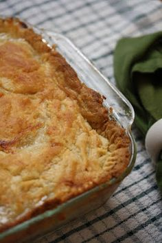 Big Girls, Test Kitchen: James Beard Pot Pie - Big Girls Small Kitchen