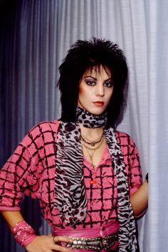 10 stylish women in punk music: Joan Jett