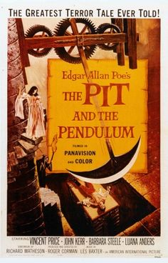 Price/Corman/Matheson what a way to grow up - The Pit and the Pendulum