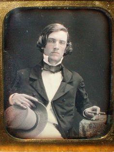 dickensian-dandy:  Daguerreotype Dandy
