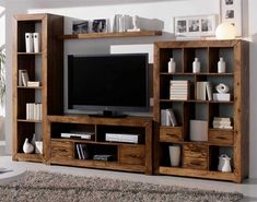 Composicion Rustica Puebla 8 Terrak Tv Unit Decor, Tv Wall Decor, Muebles Rack Tv, Home Living Room, Living Room Decor, Home Furniture, Furniture Design, Living Room Tv Unit Designs, Muebles Living