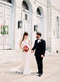 Gorgeous New Orleans Wedding by Marissa Lamber Photography