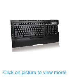 SteelSeries Shift Gaming Keyboard (Black) #SteelSeries #Shift #Gaming #Keyboard #Black