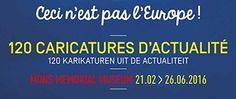 Harlem Désir, secrétaire d'Etat chargé des affaires européennes, s'est rendu à Mons, pour visiter, en compagnie de l'Ambassadeur, du bourgmestre, Elio Di Rupo, et de Plantu, dessinateur et président de l'association Cartooning for Peace, l'exposition « Ceci n'est pas l'Europe ! 120 caricatures d'actualité ». À l'issue de cette visite, il a rappelé la détermination du gouvernement français à défendre la liberté de la presse et la liberté d'expression, en France, en Europe et dans le monde.