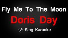 Doris Day - Fly Me To The Moon Karaoke Lyrics