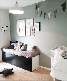 Kids Storage Ideas With The Ikea Stuva Baby Bedroom, Girls Bedroom, Green Kids Rooms, Ikea Stuva, Kids Storage, Storage Ideas, Kids Room Design, Girl Room, Room Inspiration