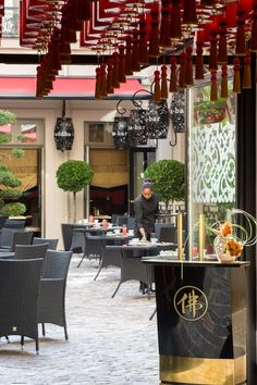Buddha-Bar Hotel Paris, Paris, France