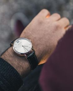 It's time to make an impression. With a you're always well dressed. Well Dressed, Daniel Wellington, Instagram Feed, Meet, Wellness, Watches, How To Make, Leather, Accessories