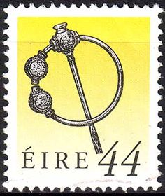 Eire Ireland 1990 Irish Heritage and Treasures SG 760 Fine Used Scott 787 Other European and British Commonwealth Stamps HERE!