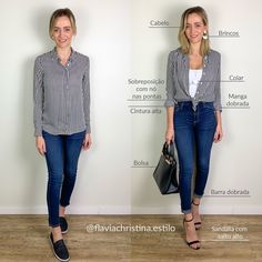 Classy Outfits, Chic Outfits, Fashion Outfits, Fashion Vocabulary, Clothing Hacks, Mode Outfits, Mode Style, Casual Chic, Casual Looks