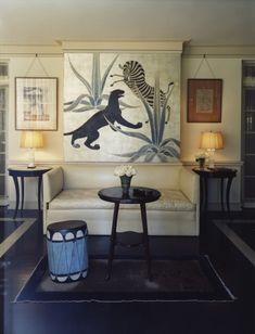 Countess Dorothy di Frasso's home: antique chinoiserie villa decorated by Elsie de Wolfe | Top Celebrity Homes