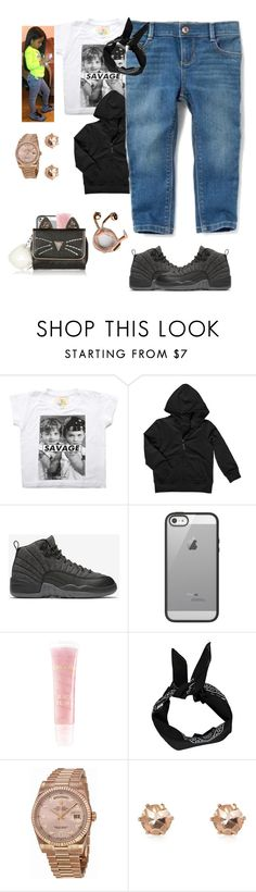 """""""Family Pt.2👩👧👦"""" by trilltommie ❤ liked on Polyvore featuring ElevenParis, Old Navy, NIKE, Belkin, Boohoo, Rolex, River Island and Happy Plugs"""