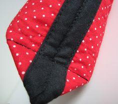 Lappeklipp: Necessär - tutorial Quilts, Accessories, Tips, Fashion, Baggers, Moda, Fashion Styles, Patch Quilt, Kilts