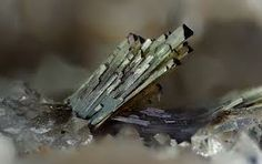Olivinite.Oumlil Mine (incl. Oumlil East Mine), Oumlil, Bou Azer District (Bou Azzer District), Tazenakht, Ouarzazate Province, Souss-Massa-Draâ Region, Morocco