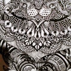 Someone wanted details. Here you go. #zoomedin #zentangle #doodle #doodleart #art #ink #uniPIN #cats #catsofinstagram #pen #tattoo #bnginksociety #imaginariart #imaginationarts #instaart #instartist_ #instadraw #theartshed #artFido #arts_help #artistsmuseum #worldofartists #art_quality #artofdrawing #spotlightonartists #Art_Spotlight #artmagazine #artsanity #arts_gallery #iblackwork