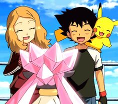 Serena 💝 Pokémon x y Pokemon X And Y, Pokemon Ash And Serena, Sexy Pokemon, Ash Pokemon, Pokemon Fan, Pikachu, Pokemon Stuff, Pokemon Gym Badges, Powerful Pokemon