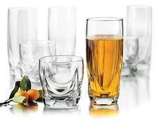 Libbey 16-Piece Imperial Glassware Set Libbey…