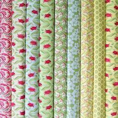 Moda Fabrics -Kate Spain