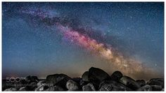Popular on 500px : Milky Way Stronger by floho1